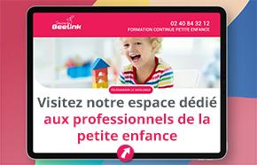 Graine de Beelink - Formation pour les professionnels de la petite enfance